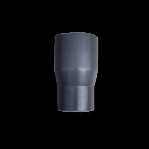 Cono / manguito concéntrico para  PVC