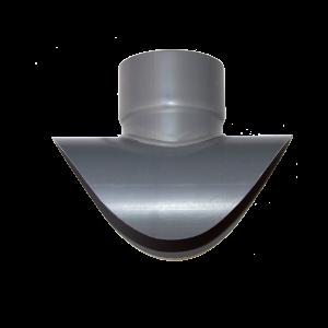 Injerto manipulado para tubo PVC de 125-87º