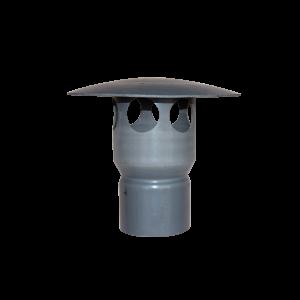 Sombrerete salida de hum y ventilación sin cortaviento