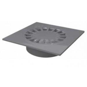 Sumidero sifónico PVC 25x25