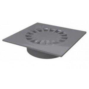 Sumidero sifónico PVC 15x15