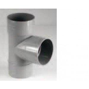 Derivacion pvc simple a 87º  - 75 -90 -110 -125 -160 -200 -250 -315