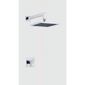 Conjunto ducha empotrada Mod: Petra MR
