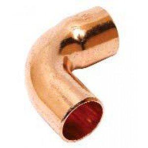 Curva cobre  m / hembra 10 X 90º