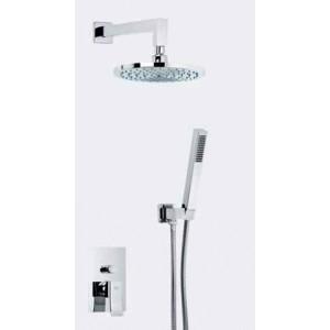 Conjunto ducha empotrada 2 funciones Mod: Inca MR