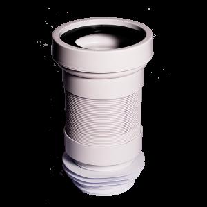 Conexión inodoro flexible Water Fless McAlpine