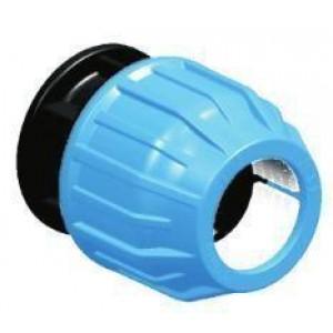 Tapón hembra tubo polietileno D:50mm