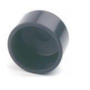 Tapón hembra pvc presión encolar D:63mm