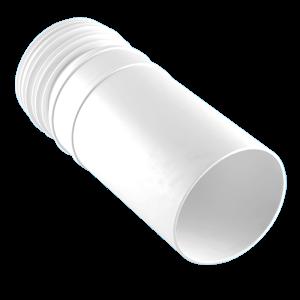 Tubo extensión recto 90mm McAlpine