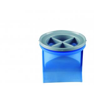 Recambio  sumidero Terraza, sifón seco con anti - retorno por membrana  SPLIT