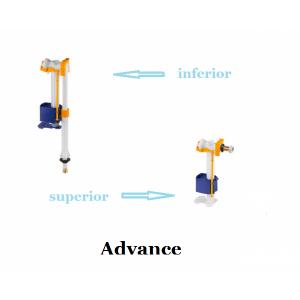 Recambio mecanismo de alimentación  Advance  UNISAN