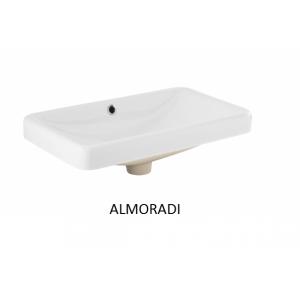 Lavabo sobre encimera Almoradí (600x350x60) UNISAN