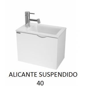 Mueble suspendido Alicante 40