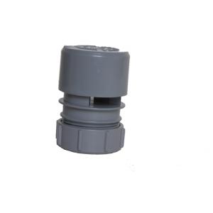 Valvula de aireación anti-olores para tubo de 40
