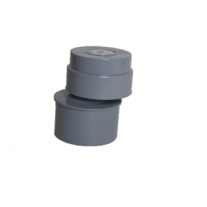 Valvula de aireación anti-olores encolada 90 excentrica