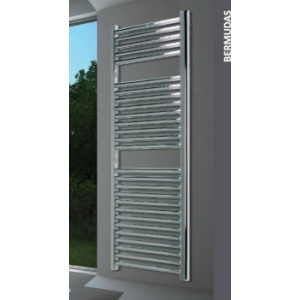 Radiador Secatoalllas calefacción Bermudas Blanco/Cromo ( La mayor variedad en medidas )