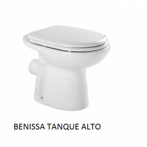 Inodoro cisterna alta Benissa