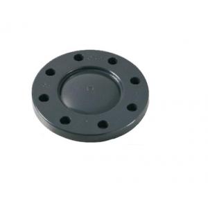 Brida ciega pvc presión desde 50mm a 315mm