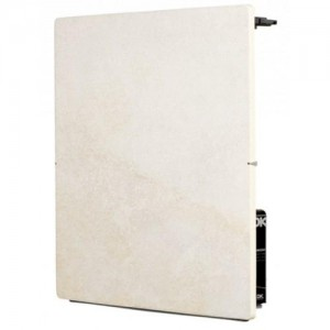 Radiador inerciales Avant Touch caliza blanca Climastar