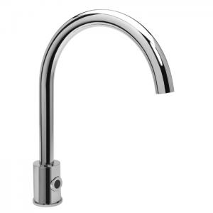 Grifo electrónico lavabo c/alto grifdeco CE02 B-C