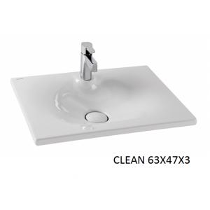 Lavabo integral Clean 63  Unisan