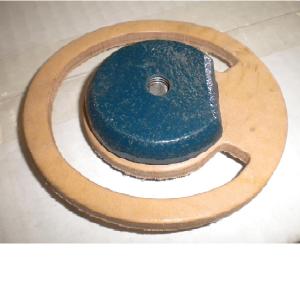 Válvula cuero c/contrapeso bomba agua jarro Borja
