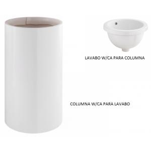 W|CA  Lavabo  Columna 45