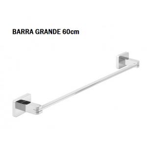 Barra grande Dona lowcost cromo