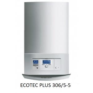 Caldera  condensación Vaillant  eco TEC plus  VMW  306/5-5