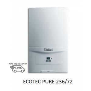 Caldera Vaillant condensación  Ecotec Pure VMW ES 236 / 7-2