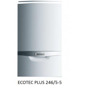 Caldera condensación Vaillant eco Tec plus VMW  246 con microacumulador