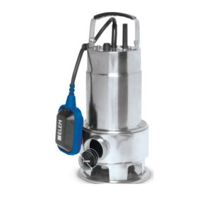 Electrobomba sumergible inox para aguas turbias ELD750-I  Tewak