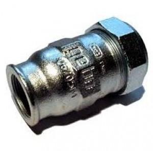 """Racor unión hembra tubo hierro ( Tipo gebo ) 1/2"""" a 2"""""""