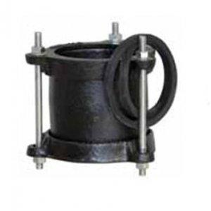Uniones Gibault para tubos de pvc 160