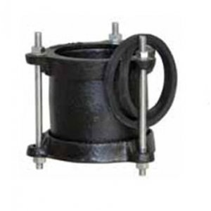 Uniones Gibault para tubos de pvc 200