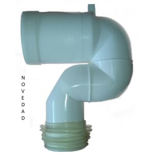 Conexión inodoro  Dual  Imola accesibilidad multiple