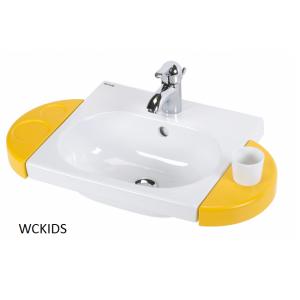 Lavabo infantil con complementos  Wckids Unisan