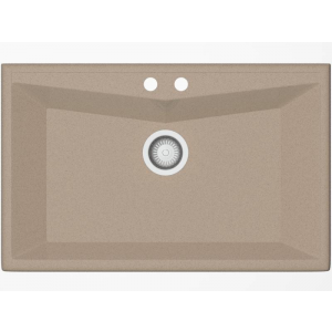 Fregadero sintetico KUMA ref: 302 POALGI   810x510