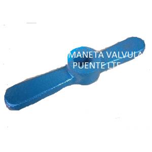 Maneta válvula puente Fig. 15 Borja