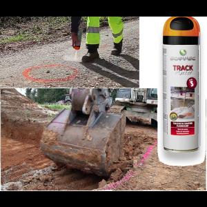 Spray marcador (cajas de 12 uds) bote 500ml