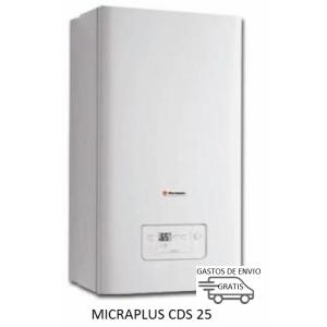 Caldera Micraplus condensación  CDS 25Kw