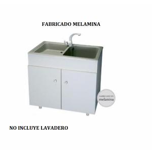 Mueble para lavadero THOR Melamina  785 X 510 X 800 mm