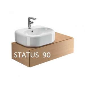Mueble suspendido Status de 90 Unisan