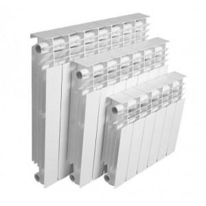 Radiador NE aluminio 600 ( 3 elementos) Rayco