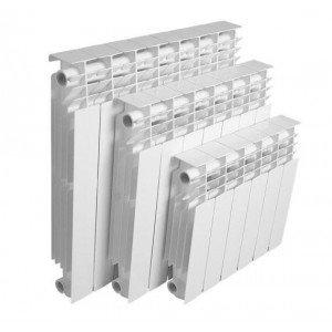 Radiador NE aluminio 430 ( 8 elementos) Rayco