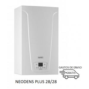 Caldera condensación mixta Neodens plus ECO Baxi Roca 28/28 F