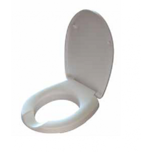 Asiento y tapa WC universal con abertura PMR