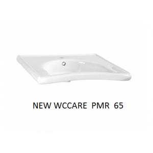 Lavabo movilidad reducida 65cm New Wccare Unisan
