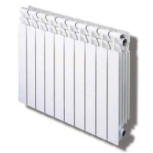 Radiador Rayco RD aluminio 600 (baterias de 3 a 12 Elementos )