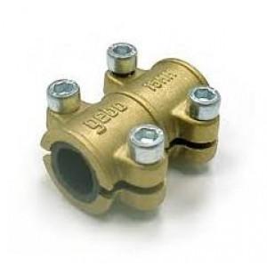 Manguito reparador tapaporos tubo cobre ( Tipo gebo ) 15 a 28mm